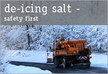 de-icing salt – safety first